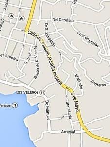 Mapa de Valle