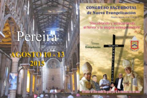 Congreso Sacerdotal en Colombia 2015